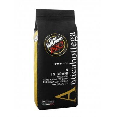 "Kavos pupelės Vergnano ""Miscela Antica Bottega"" 1kg"