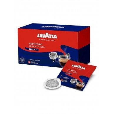 """Kavos tabletės E.S.E. LavAzza """"Crema e Gusto Classico"""" 18 tab. 2"""