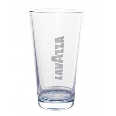 """LavAzza """"Latte"""" stiklinė 390ml"""