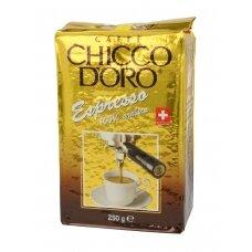 """Malta kava Chicco d'Oro """"Espresso"""" 250g."""