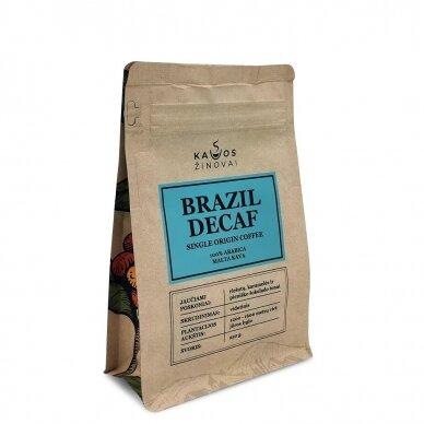 "Malta kava ""Brazil Decaf"" 250g."