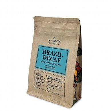 "Malta kava ""Brazil Decaf"" 250g. 3"