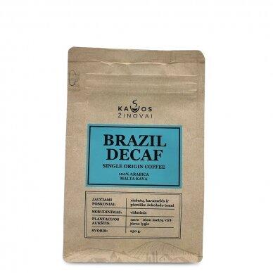 "Malta kava ""Brazil Decaf"" 250g. 2"