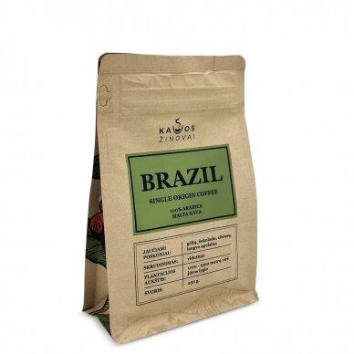 "Malta kava ""Brazil Single Origin"" 250g."