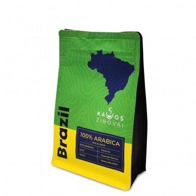 "Malta kava ""Brazil Yellow Bourbon Fazenda Rainha"" 250g. 3"