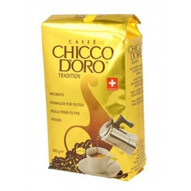 """Malta kava Chicco d'Oro """"Tradition"""" 250g. 2"""