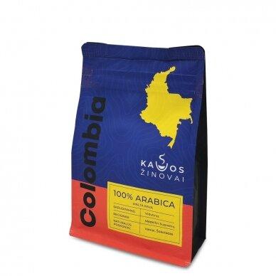 """Malta kava """"Colombia Medellin Supremo"""" 250g. 3"""