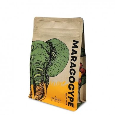 "Malta kava ""Maragogype"" 250g. 3"