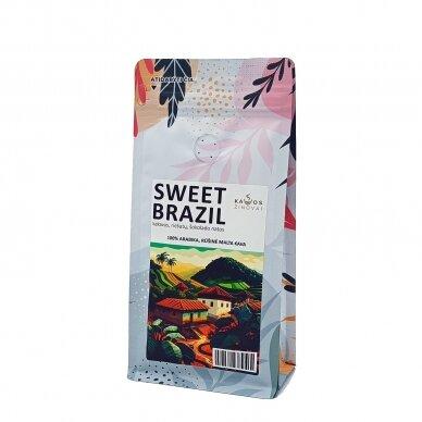 "Malta kava ""Sweet Brazil Single Origin"" 250g. 2"