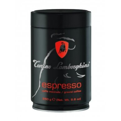 """Malta kava Tonino Lamborghini """"Espresso"""" 250g."""