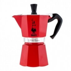 "Moka kavavirė Bialetti ""Moka Express 6 cup Red"" 270ml"