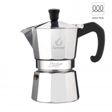 "Moka kavavirė Forever ""Miss Moka Induction 3 cup"" 300ml"