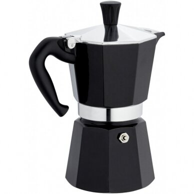 "Moka kavavirė Bialetti ""Moka Express 6 cup Black"" 270ml 2"
