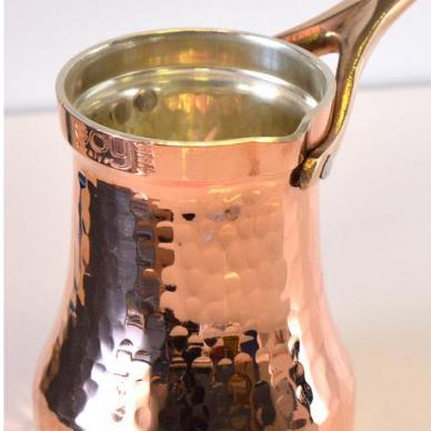 """Rankų darbo turkiškas kavos ruošimo indas SOY """"C3 Cezve""""  6"""