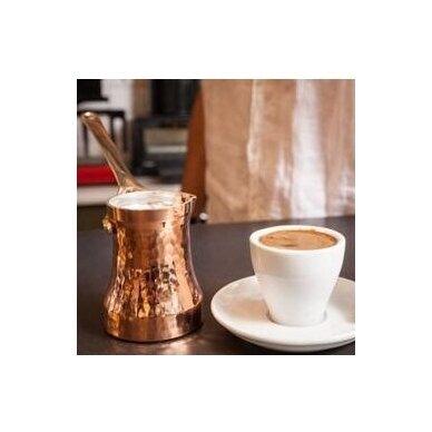 """Rankų darbo turkiškas kavos ruošimo indas SOY """"C3 Cezve""""  5"""
