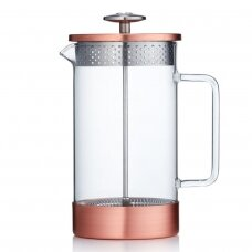 Prancūziškas kavinukas Barista & Co Copper, 1000ml