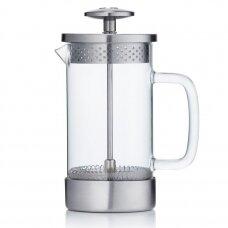Prancūziškas kavinukas Barista & Co Silver, 300ml