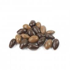 """Rūta """"Migdolai su šokoladu ir kava"""" 300g."""