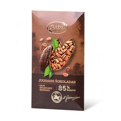 """Rūta """"Juodasis šokoladas 85% 90g."""