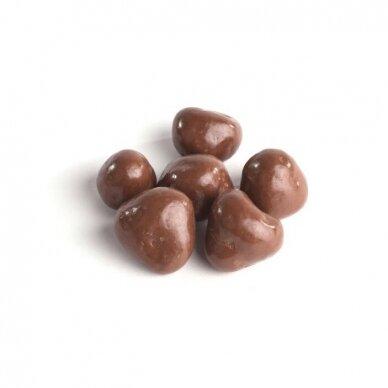 """Rūta """"Liofilizuotos braškės su šokoladu (asorti)"""" 80g. 2"""