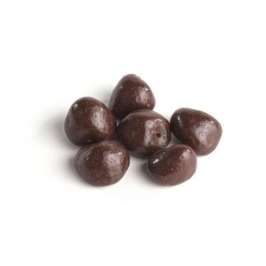 """Rūta """"Liofilizuotos braškės su šokoladu (asorti)"""" 80g. 3"""