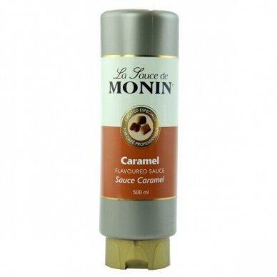 Karamelinis padažas Monin, 500 ml
