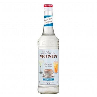 Sirupas MONIN Saldiklis be cukraus 0.7l