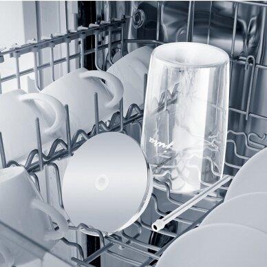 Stiklinis pieno konteineris JURA 0,5 l. 3