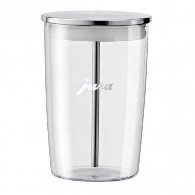 Stiklinis pieno konteineris JURA 0,5 l.