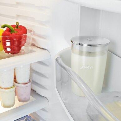 Stiklinis pieno konteineris JURA 0,5 l. 2