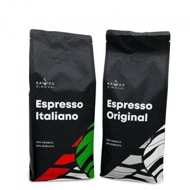 Šviežiai skrudintos kavos rinkinys