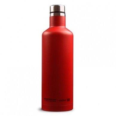 """Termo gertuvė Asobu """"Times Square Red"""", 450 ml"""