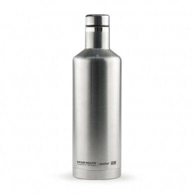 "Termo gertuvė Asobu ""Times Square Silver"", 450 ml"