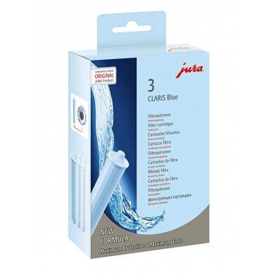 """Vandens filtras JURA """"CLARIS Blue"""" 3vnt."""