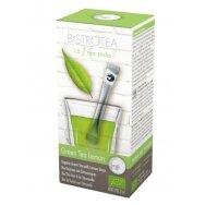 """Žalioji arbata BistroTea """"Green Tea Lemon"""" 15vnt. lazdelių"""