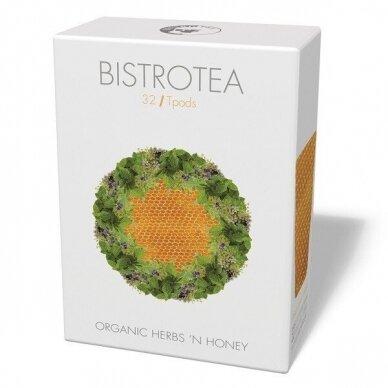 "Žolelių arbata BistroTea ""Herbs'n Honey"" 32vnt. lazdelių 2"